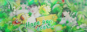 Cover Scrapbook #2 : Have you ever...!! by Yu-Designer