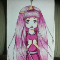 Princess Bubblegum from Adventure Time by Shlyki84