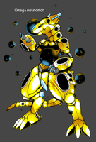 DS Digital Anomalia: Omega Aisunomon by Midnitez-REMIX