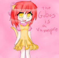the Gobuis is a vampre by JoannaMissy
