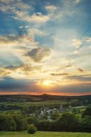 Peter Tavy Sunburst by Alex37