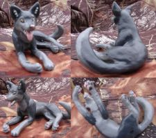 Maengun Sculpture by silverose01