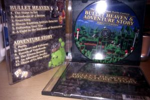 Music of Bullet Heaven and Adventure Story by KupoGames