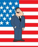 American Dad by Ryusake