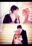 Sailor Moon: It's you I want to hold by K-tetsu