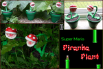 Super Mario - Piranha Plant by Riomy