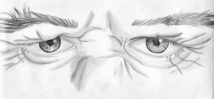 Eye Study2 by chilorastaroots
