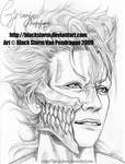 BLEACH: Grimmjow Jeagerjaques2 by blackstorm