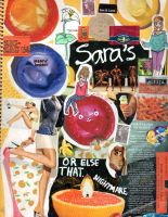 Sketchbook Collage 3 by pinkfizzypops