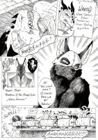 Adventures of Eternal: Castle of Laughter Page 5 by dlpeattie