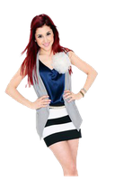 Ariana Grande PNG by Camyloveonedirection