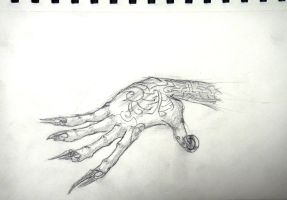 Shaper master hand sketch by gnomKOLIN