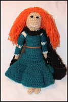 Merida by jesspotter