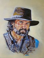 Anson Mount, Hell on Wheels by Edwrd984