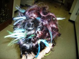 Hair for Prom - 3 by LittleAlyce