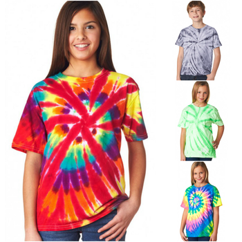 Gildan Tie Dye Collection On CalibreApparel by ketherinjonsson