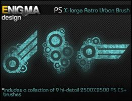 Retro Vector by Enigma-Design