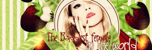 The Baddest Female Effect Ver. by @EJ by Eriol-Diggory-Art