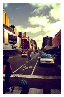NYC Life : Part V by logann