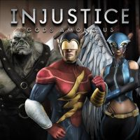 Injustice Skin Pack  FlashPoint 2 by InjusticeTrinity