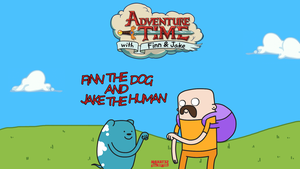 Adventure time by MaxatdesigN