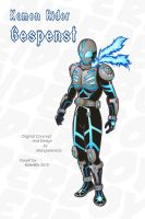 Kamen Rider Gespenst by RiderB0y