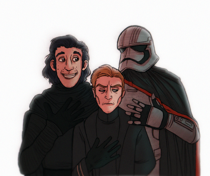 Sithmas 2015 - First Order Trio by Teq-Uila