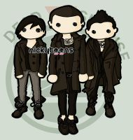 Dead by Sunrise by NickyToons