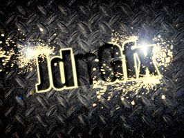 Jdn Gfx Sparks Text Effect by JdnGfx