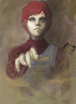 Gaara by aimout