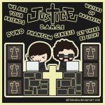 I love JUSTICE by AlitheBaba