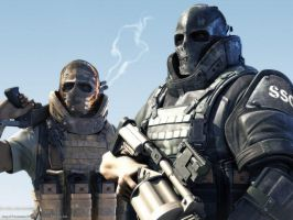 Army Of Two by McFlavus