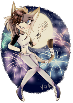 { Happy New Years! } by r0sque