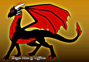 Rodon .:Dragon:. by ShadoweyTemptation