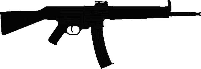 Heckler and Koch MKb-77 by Hybrid55555