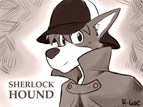 Sherlock Hound by rongs1234