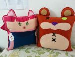 League of Legends Annie and Tibbers Pillow Set by RbitencourtUSA