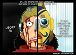One Piece 414 - Leave his key to me... by SergiART
