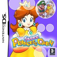 Super Princess Daisy Cover by Riku-Darky