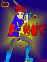Roy's Our Boy by EmberCloud