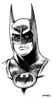 I'm Batman by D-MAC