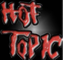 hot topic by a-face-for-radio