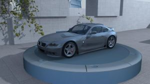 BMW_Z4_WIP04 by RTshaders