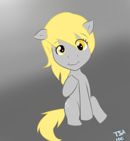 Derpyhooves by TheShadowArtist100