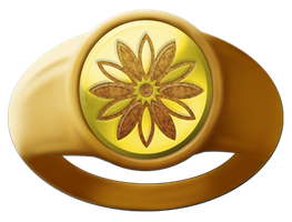 Daisy Academy Ring by EMReven
