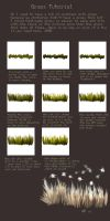 Grass Tutorial by windancer53
