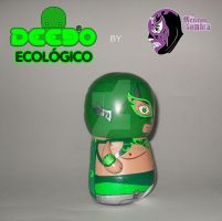 DEEGO URBANO ECOLOGICO2 by TheMexicanSombra