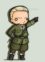 Chibi Germany Commission by zelas
