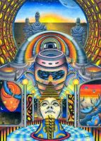 The Beholder by PsychedelicTreasures