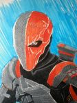 deathstroke by THEAltimate